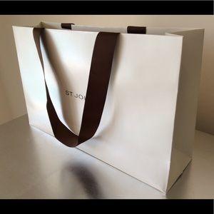 St John Shopping Bag 🛍 - Medium